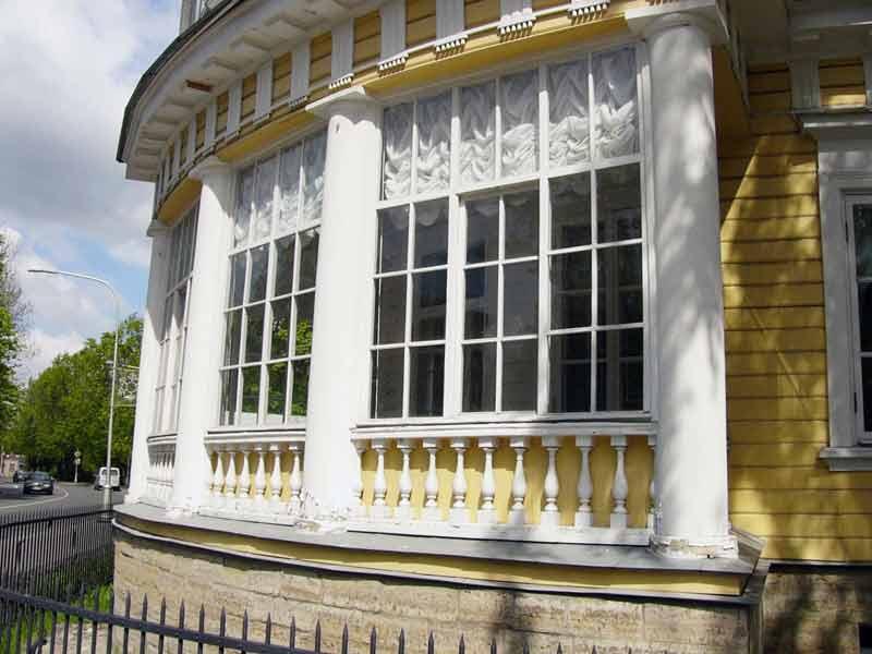 Дом 2 19 вход в музей дача китаевой