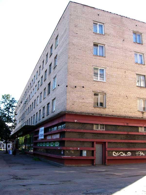 Вид от конюшенной улицы фото 2005 г вид