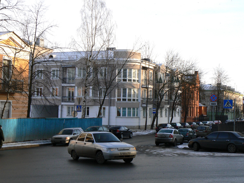 Дом № 07 малая улица фото 2004 г фото 2007