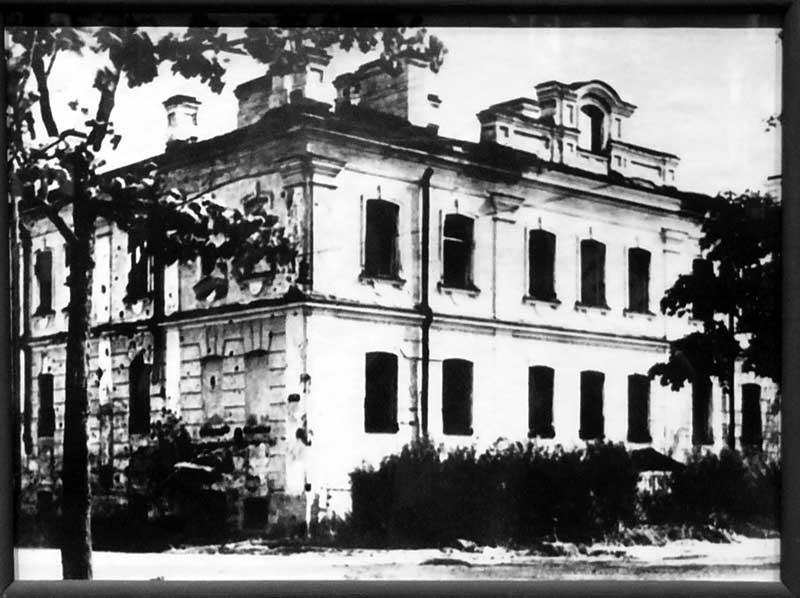 1944 г дом а н толстого московская