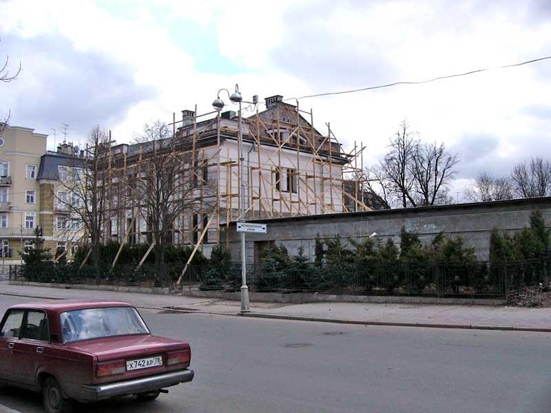 Центр пушкинская улица 04