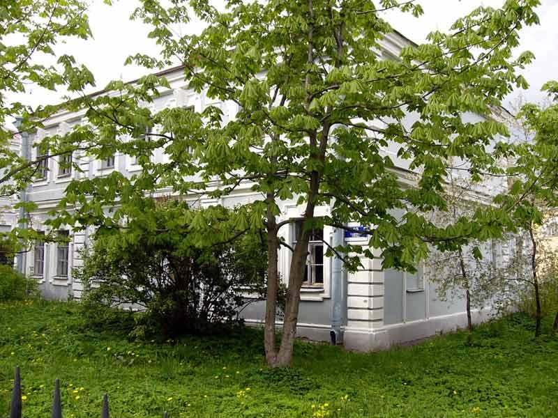 Дом № 10 фасад на садовую улицу фото 2005