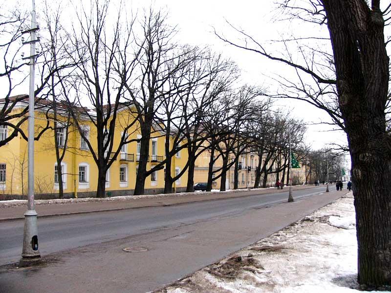 Фото 2006 г широкая улица