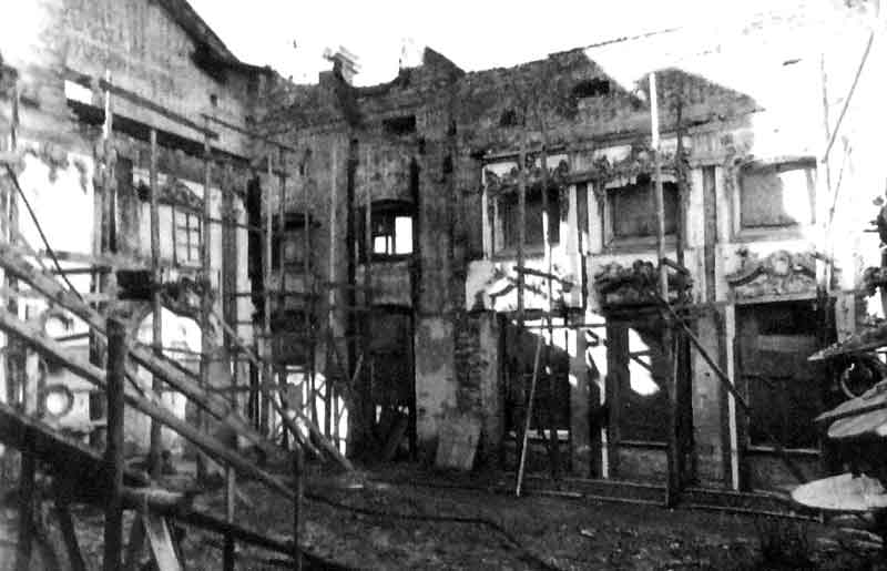 Вид города пушкина после войны 01